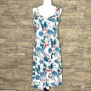 Fensace floral summer dress